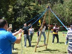 Family Day Arisco La Rioja para DyC Eventos recreativos